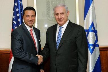 michael grimm netanyahu