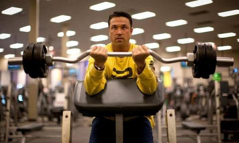 michael grimm muscle man