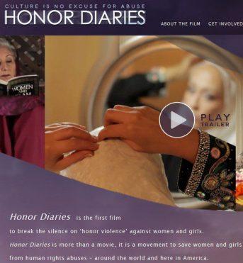 honor diaries islamophobia