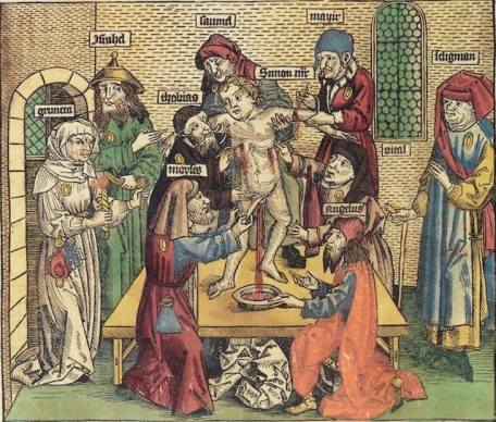 medieval blood libel