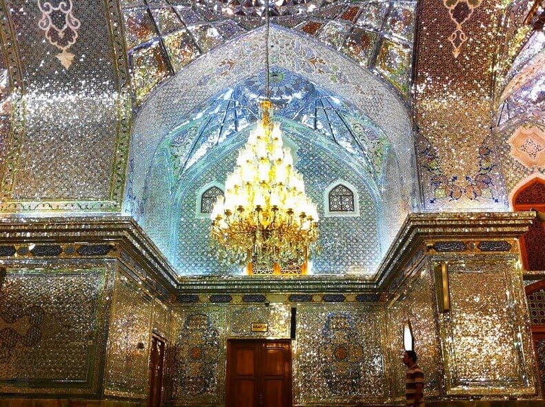 Shah Cheragh shrine iran