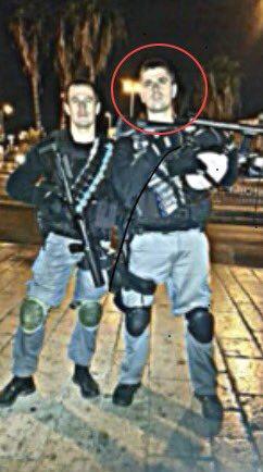 baruch ben ezri border police killer