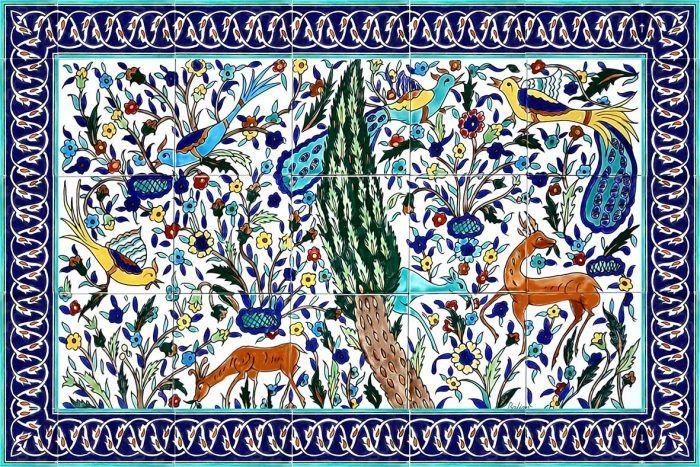 gazelles balian ceramics