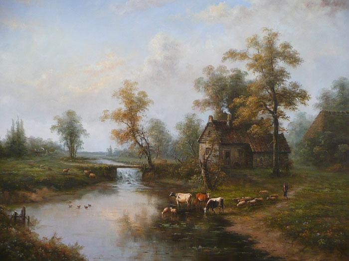 Landscapes Richardson Paintingsrichardson Paintings