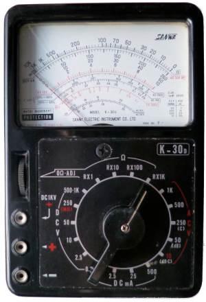 Sanwa Multimeter