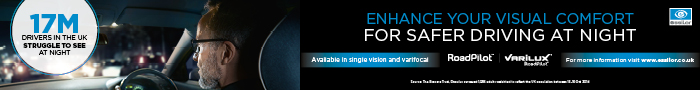 Night Driving – Essilor Anti-Glare Lenses