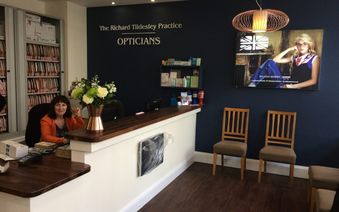 The Richard Tildesley Practice Chichester has moved