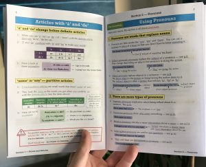 CGP KS3 & GCSE French Grammar Handbook