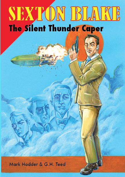 Sexton Blake and the Silent Thunderclap