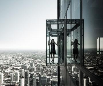 Der Frugalist im Penthouse-Aufzug