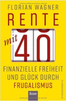 Rente mit 40 - Buchcover