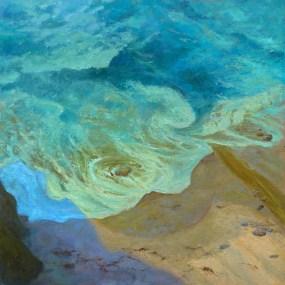 """Aqua Surge — Big Sur 48x48"""""""
