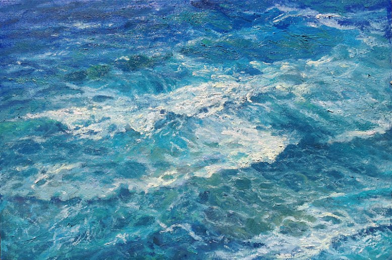 """Big Sur"" 16x24"" Oil on Canvas Panel (SOLD)"