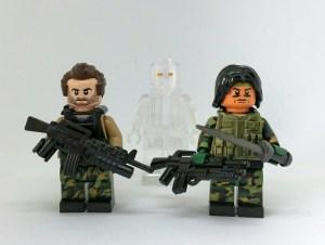 Lego Custom Predator