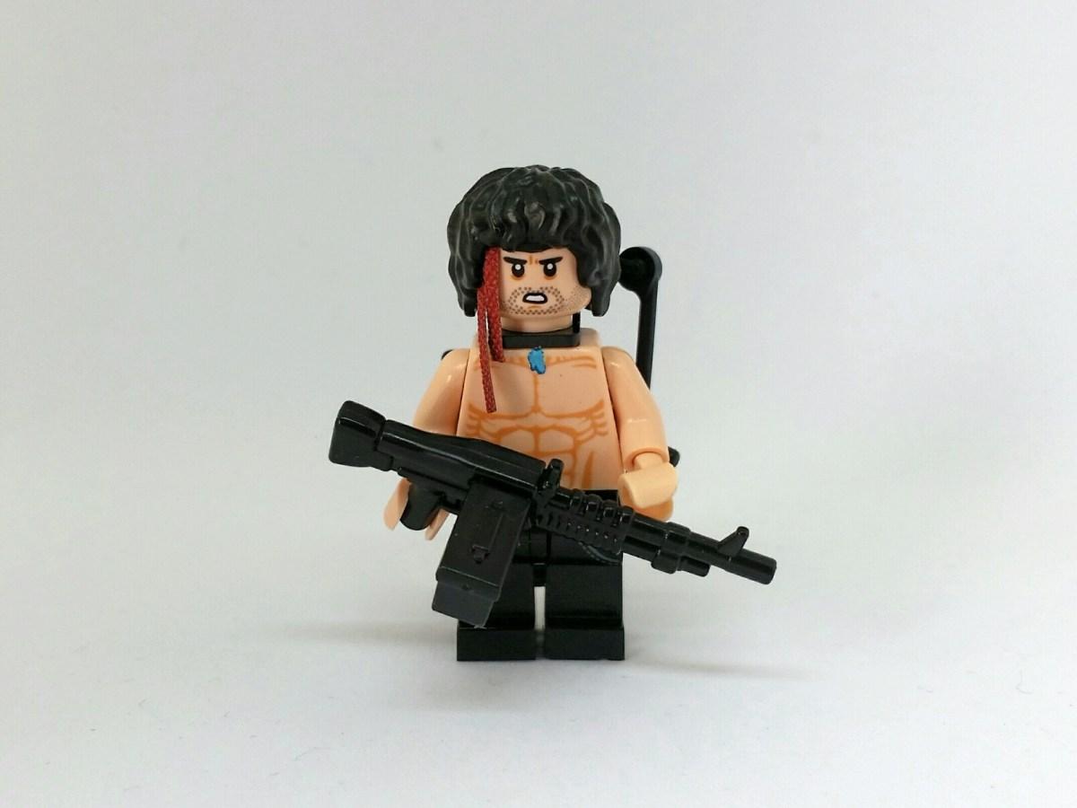 Lego Rambo