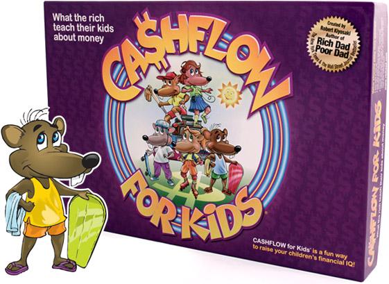 cashflow para crianças