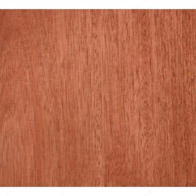 Fastedge Peel & Stick Unfinished Wood Edgebanding - Mahogany ...