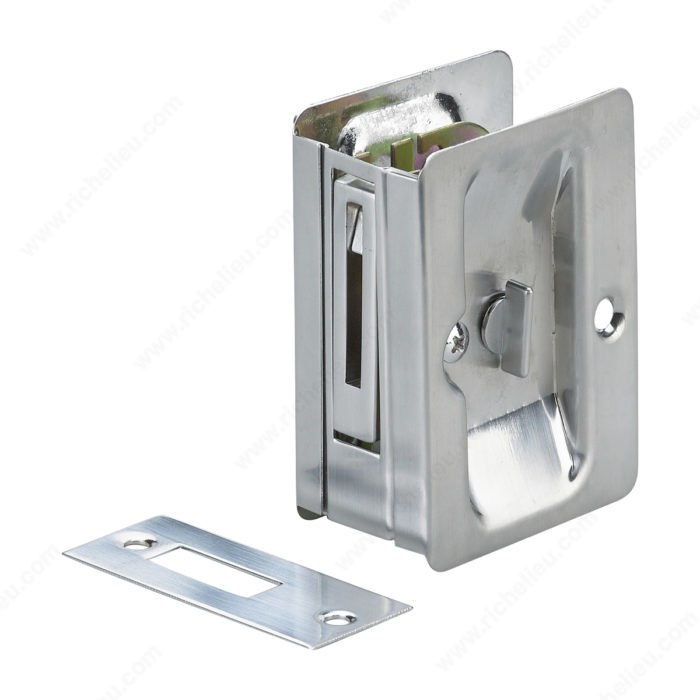 Pocket Door Pull Rectangular Richelieu Hardware