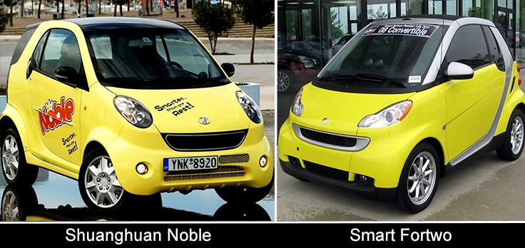 Smart_ForTwo_Replica_Shuanghuan_Noble