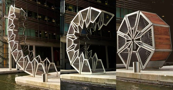 Rolling-Bridge-London