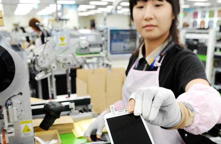 Samsung-Factory-South-Korea