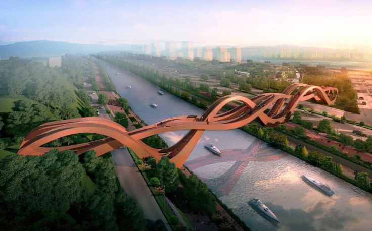 Undulating-Bridge-China
