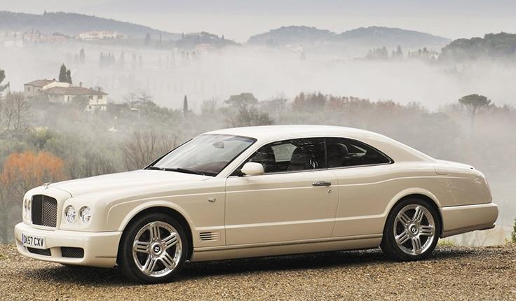 Bentley-Brooklands