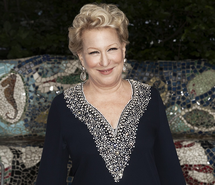 Bette Midler - Net Worth