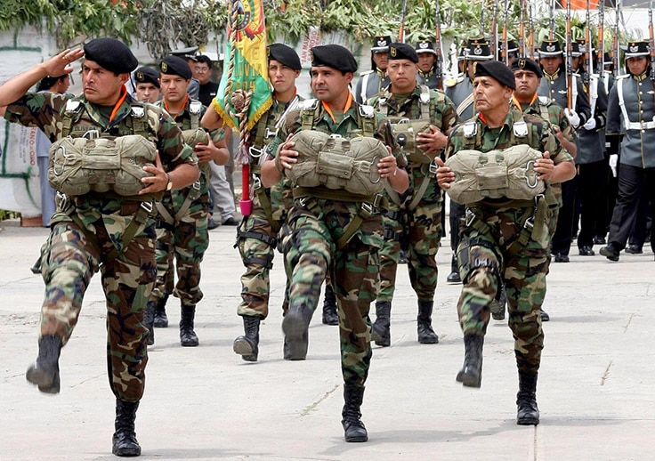 Bolivian Military
