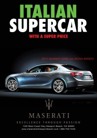 MASERATI GHIBLI SUPER PRICE