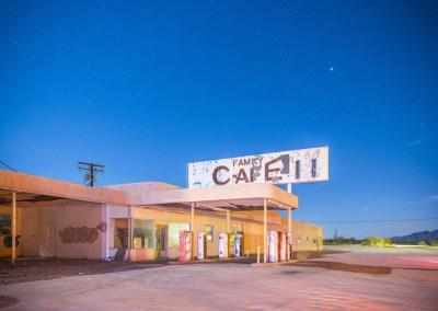 Abandoned Desert
