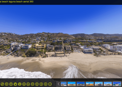 Aerial 360º Photography Sustainable California