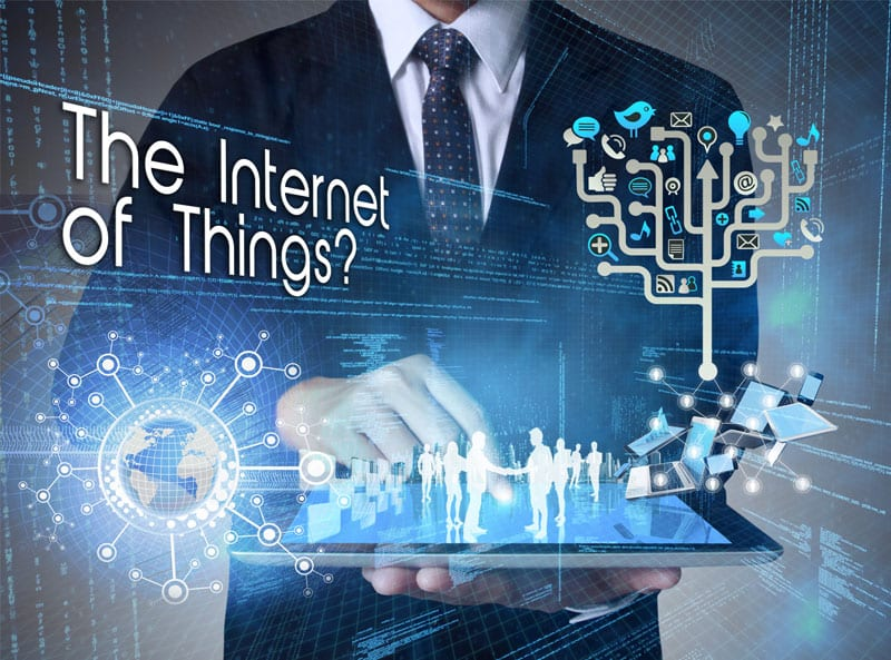 Life is Stressful. Vodafone UK Has The Answer. We Need To Embrace The Internet Of Things!