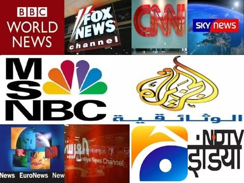 How 24 Hour Cable News Channels Replaced The Daytime Soaps In Your Homes And Why.