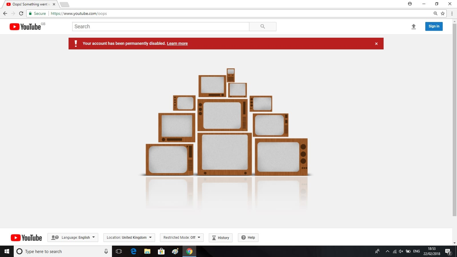 Update: The Richie Allen Show YouTube Channel Has Now Been Deleted