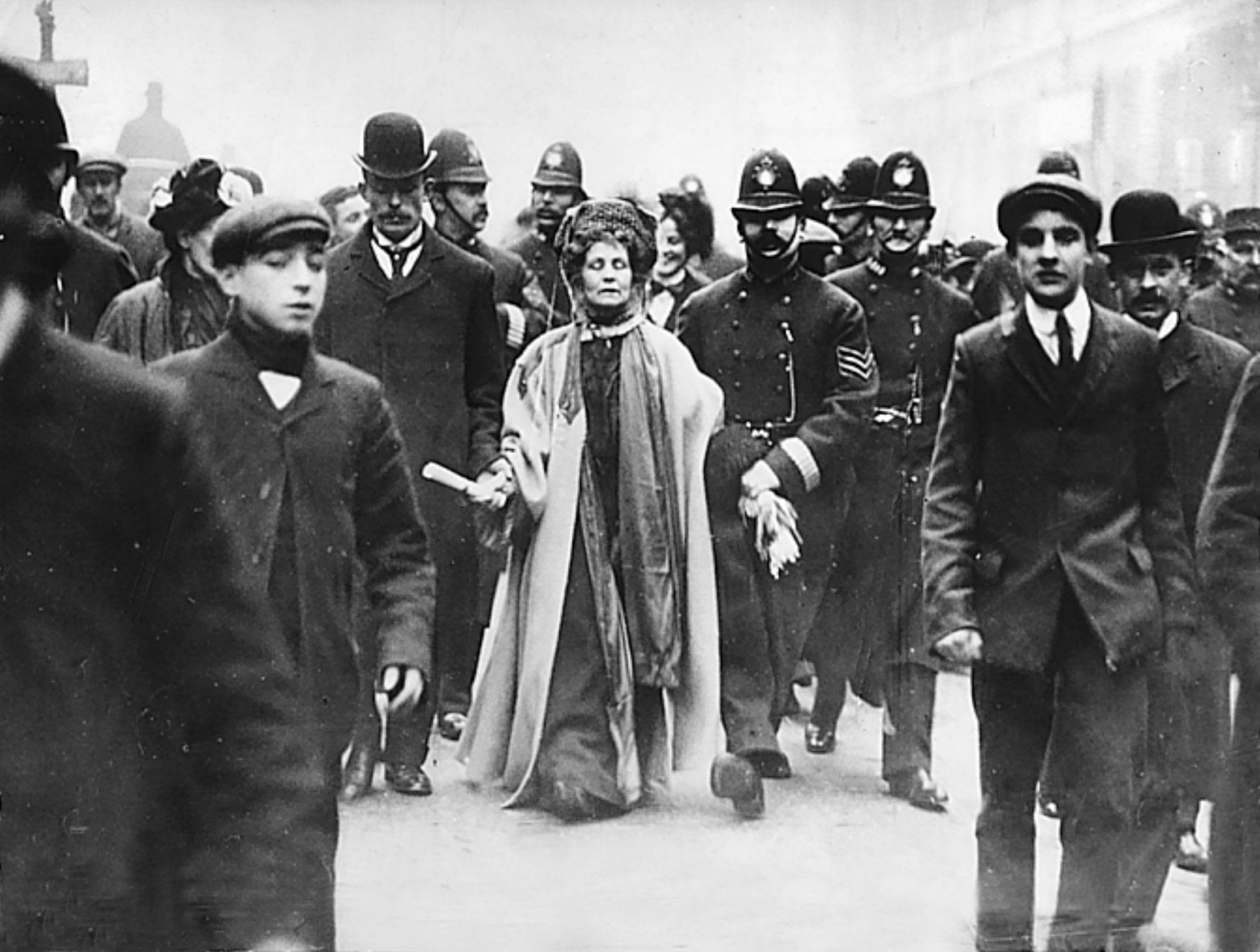 Why Emmeline Pankhurst Would Despise Today's #MeToo Snowflake Feminists.