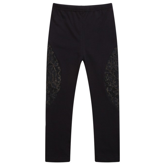 Legging Pants with Lace