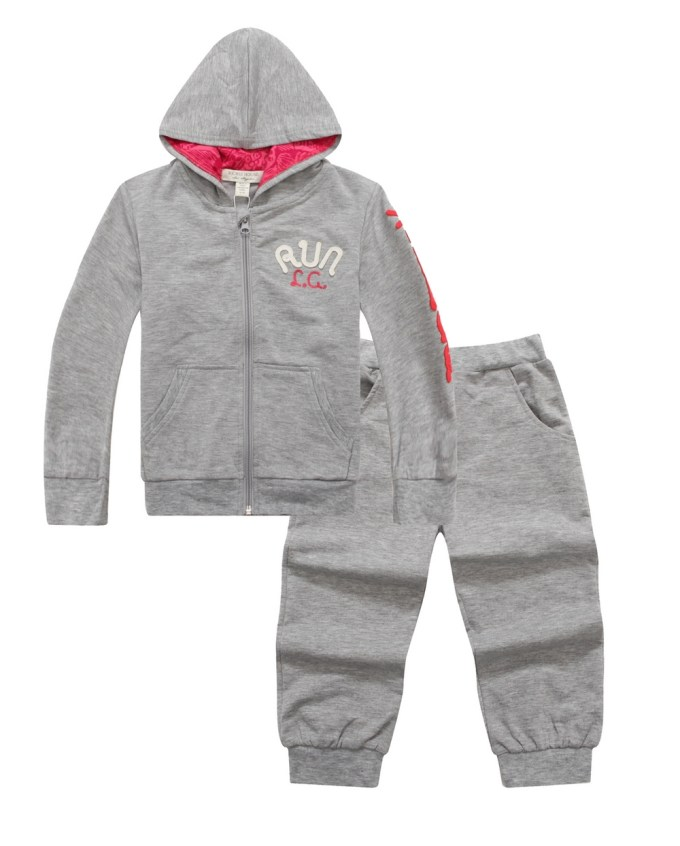 R.u.n Hoodie and Sweats Set