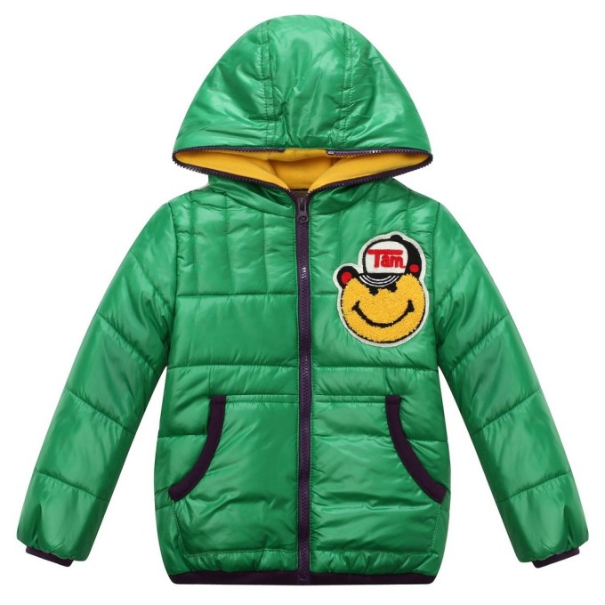Padding Jacket with Hood