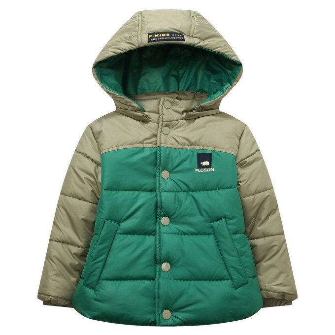 Padding Jacket in Two Colors