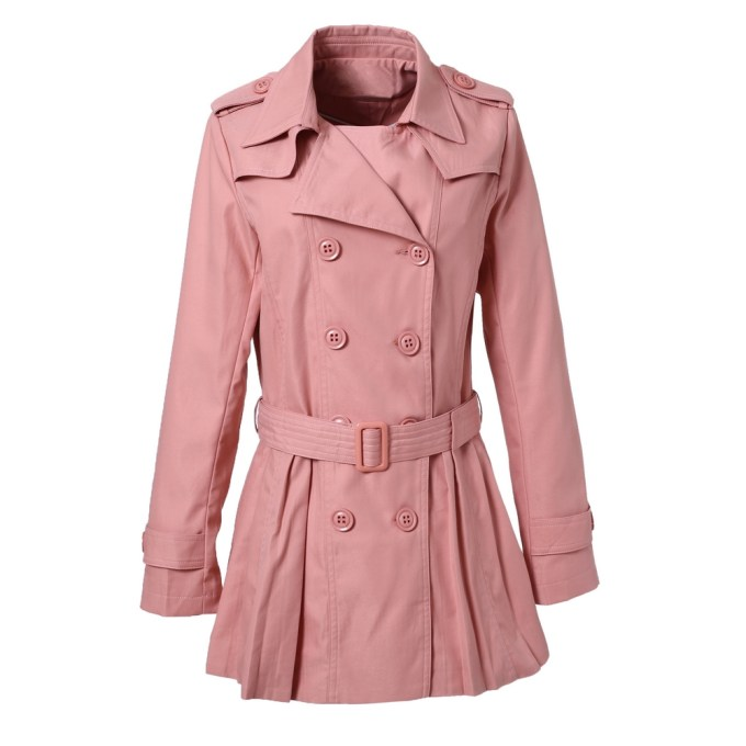 Elegant Spring & Autumn Coat