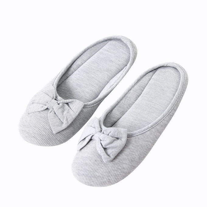 Knitted Memory Foam Indoor Slippers/Shoes Size