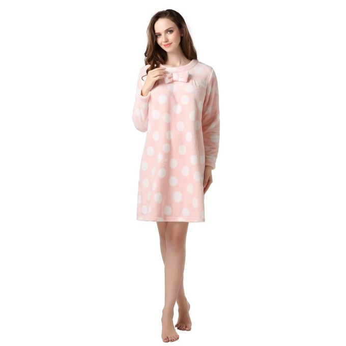 Soft Warm Fleece Sleepwear