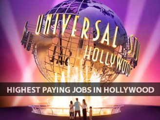 Highest Paying Jobs in Hollywood