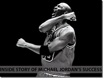 Michael Jordan Success Story