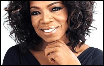 Oprah Winfrey popular businessman