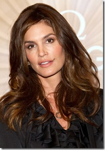 Cindy Crawford Highest Paid Model