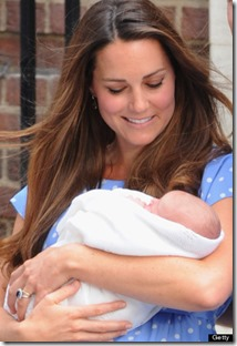 Proud Mother of Prince George