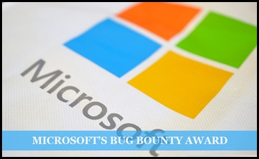 How can Hackers win Microsoft's Bug Bounty Award