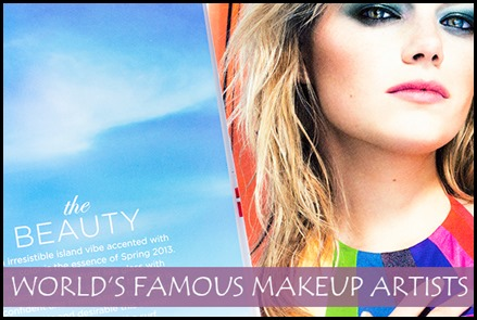 5 Most Famous Makeup Artists in the World